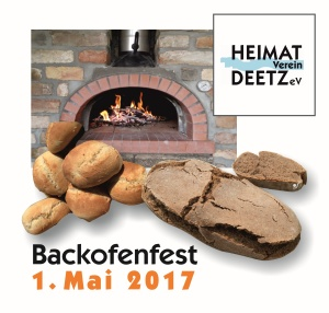 Backofenfest 2017